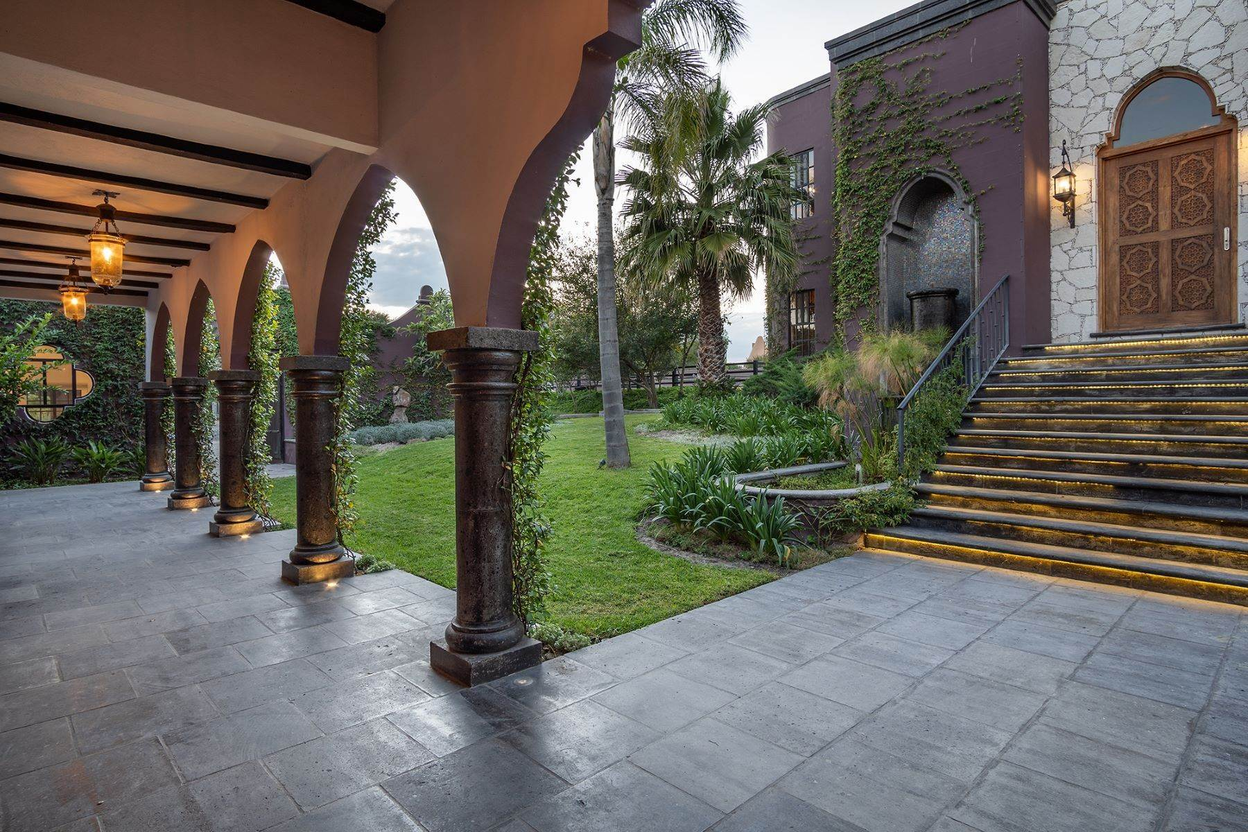 7. Single Family Homes for Sale at Hacienda Cielo Country Property in Atotonilco San Miguel De Allende, Guanajuato 37893 Mexico