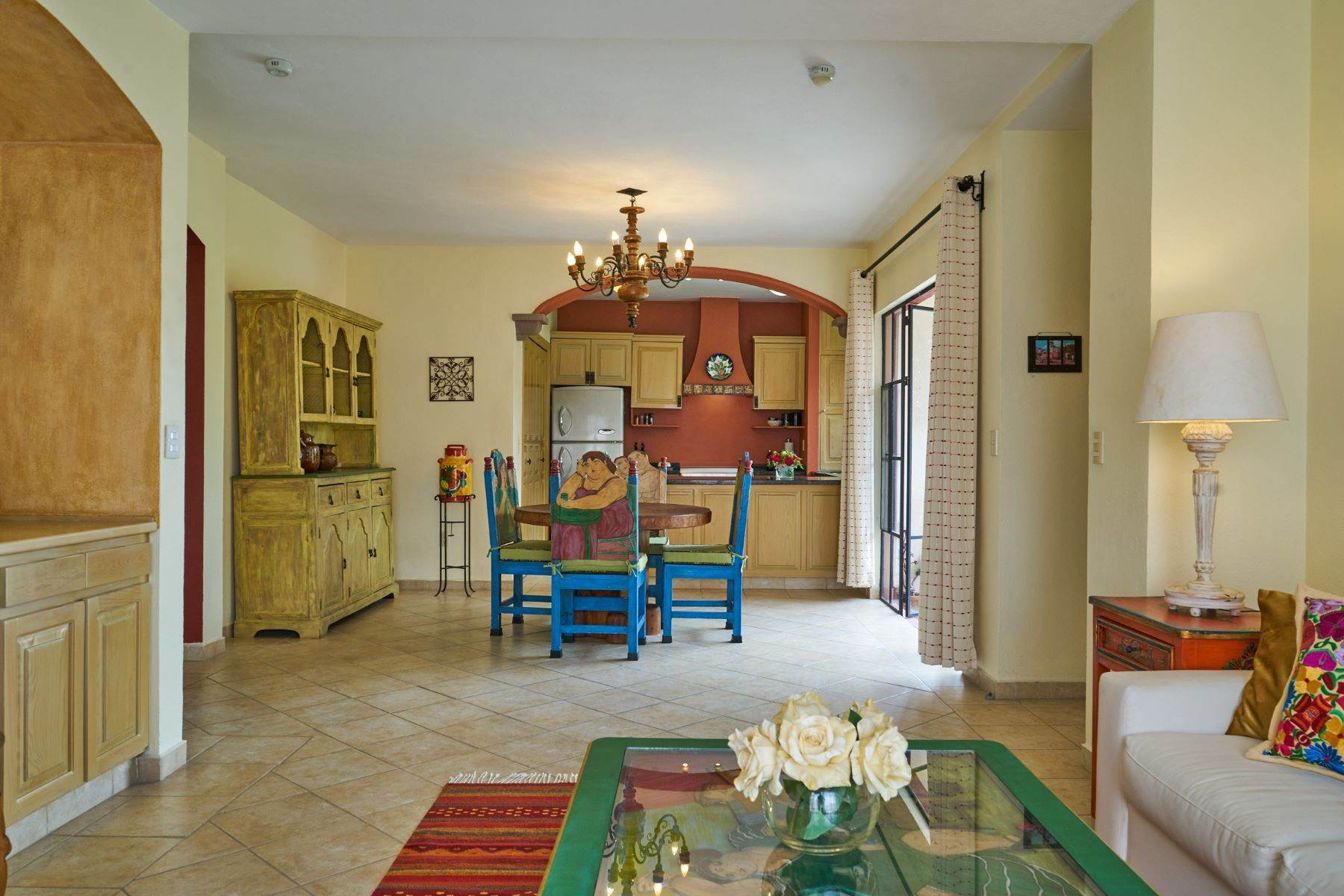 9. Condominiums for Sale at Casa Flores San Antonio, San Miguel De Allende, Guanajuato Mexico