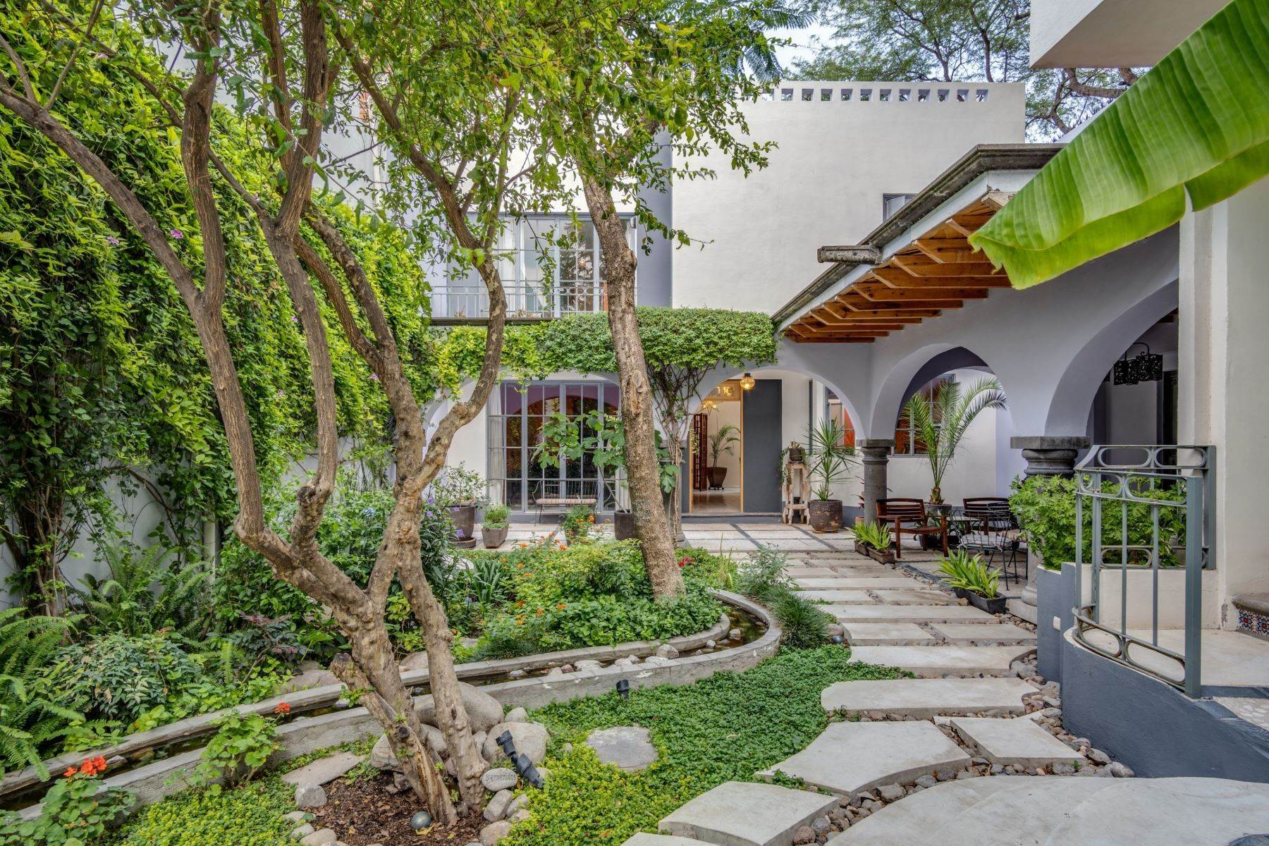 Property for Sale at Casa Jardin San Juan 18 San Miguel De Allende, Guanajuato 37750 Mexico
