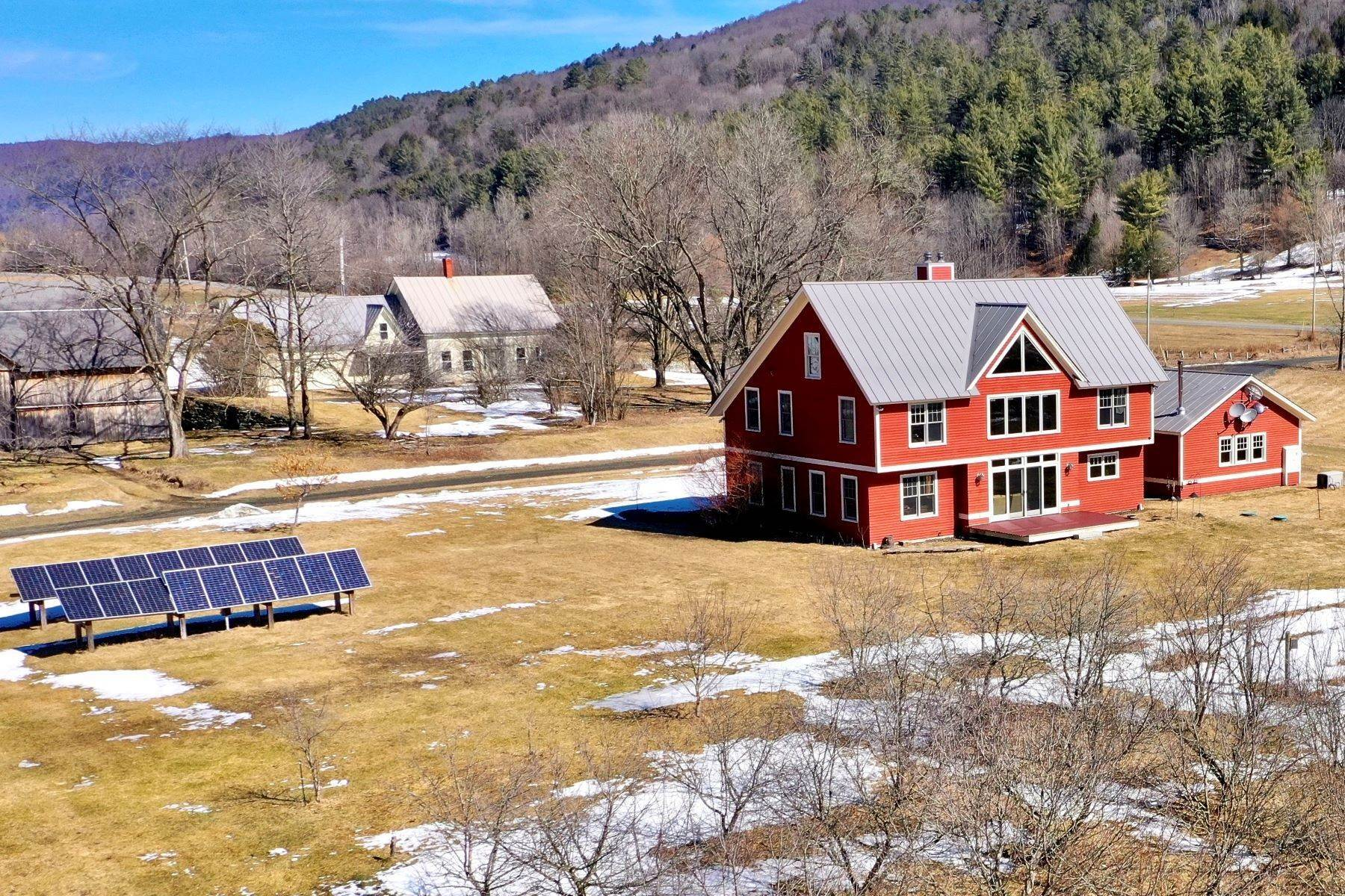 Single Family Homes for Sale at 2034/2069 Old Post Road Brookfield, Vermont 05036 United States