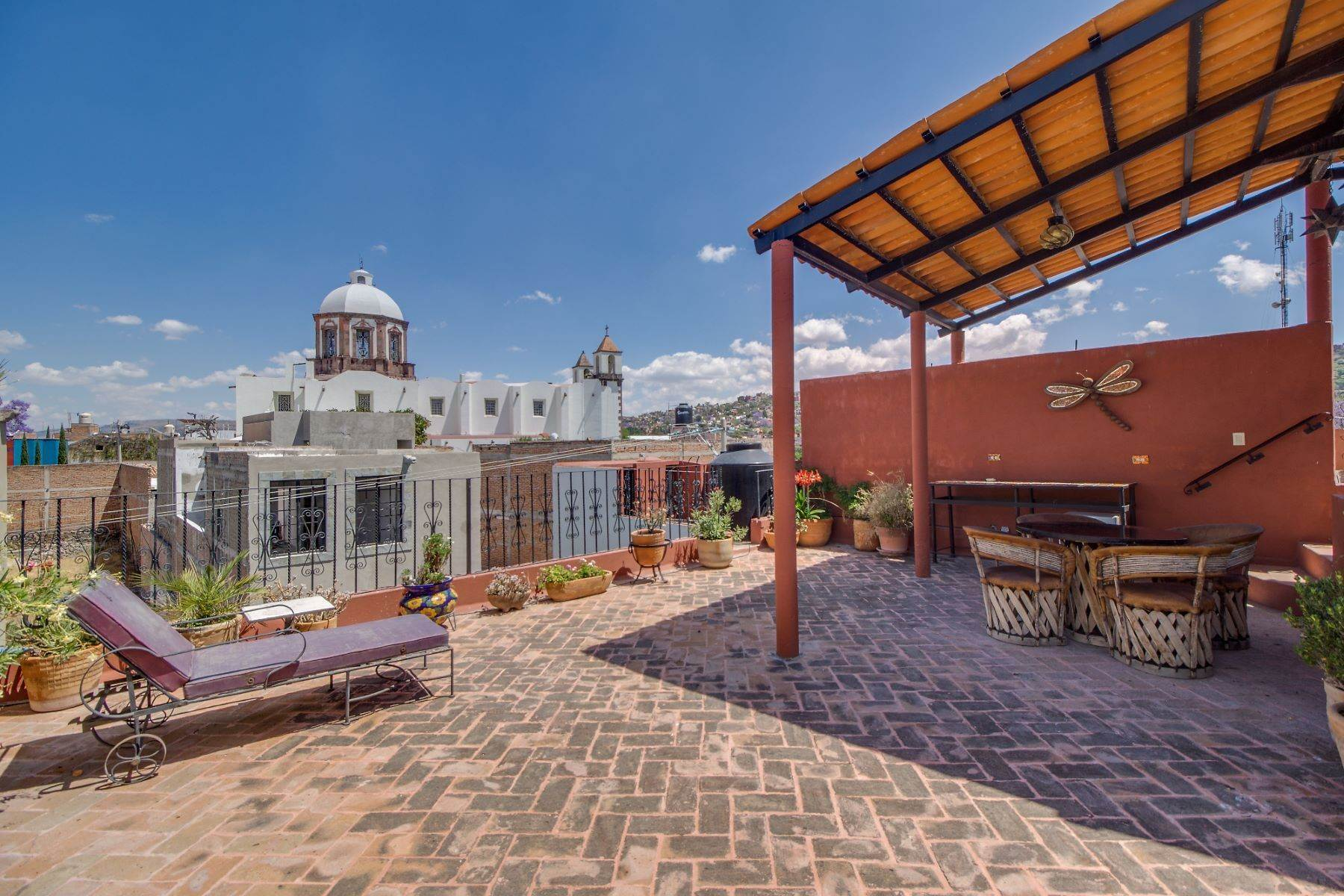 24. Single Family Homes for Sale at Casa Christina San Antonio, San Miguel De Allende, Guanajuato Mexico